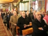 The pious congregation in Beit Sahour