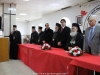 His Beatitude and Entourage at the reception