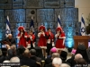 Performance on the occasion of the New Year at the Presidential Palace