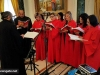 The Acre Choir singing Christmas songs