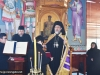 The Most Reverend Metropolitan of Helenoupolis at the Katavasiae of Matins