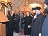The Patriarchal Entourage visits St. Basil's monastery