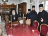 His Beatitude and His Entourage at the Zion Patriarchal School