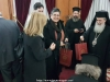 His Beatitude offers blessings to the team of the Minister's associates