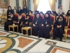 The Hagiotaphite Brotherhood at the Patriarchate Hall for the reception