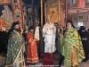 Episcopal Entourage at the D. Liturgy