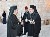 The M. Reverend Archbishop Theophanis of Gerassa and Hegoumen Archbishop Bartholomew