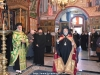 The M. Rev. Archbishop Theophanis of Gerassa at his entrance at the H.M. of St. John the Baptist