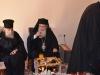 The Patriarchal Entourage at the Hegoumeneion for the reception
