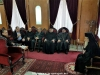 The Township of Kufr Yasif village visits the Patriarchate