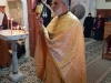 Archimandrite Meletios at the D. Liturgy