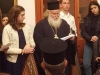Metropolitan Kyriakos of Nazareth blessing this effort