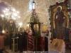 The M. Rev. Metropolitan of Helenoupolis blessing at Vespers