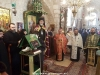 Vespers at the feast of St. Euthymios