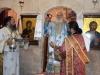 The M. Rev. Metropolitan of Nazareth at the D. Liturgy
