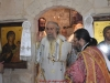The M. Rev. Archbishop of Constantina at the D. Liturgy