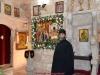 The caretaker of the Monastery Hagiotaphite Monk Vissarion