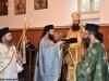 The M. Rev. Archbishop Isidoros of Hierapolis with the Episcopal Entourage