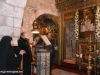 Abbess Seraphima and the choir singer Mr. Rimon Kamar