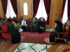 Mr. Mavroedis at the Patriarchate