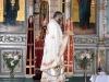 Archimandrite Charalambos at the memorial service