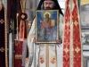 Archbishop Charalambos at the feast of St. Charalambos