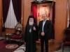 His Beatitude with Mr. Karagiannidis