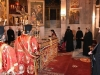 His Beatitude at the incense procedure in the Holy Altar