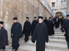 The Patriarchal Entourage descending to the Most Holy Church of the Resurrection