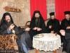 Festal reception at the hegoumeneion