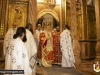 The Metropolitan clothes the ordained Priest Fr. Nectarios