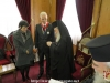 His Beatitude awards the Minister for his support to the Patriarchate