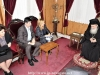Mrs. Fofi Gennimata's visit at the Patriarchate