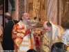 The Most Reverend Archbishop Damascene of Joppa at the Holies