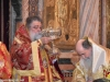 The Most Reverend Metropolitan Benedict of Philadelphia at the Holies