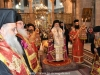 His Beatitude and the Archbishops at the Doxology