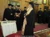 His Beatitude at Monk Constantinos' tonsure