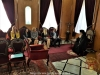 Visit of the Governmental Delegate of Cyprus Mr. Christodoulidis