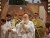M.Rev. Metropolitan of Nazareth at the Divine Liturgy