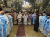 Reverend Archbishops and Priests in their liturgical vestments