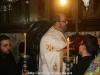 Fr. Charalambos at the Divine Liturgy