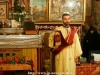 Hierodeacon Eulogios at the Divine Liturgy