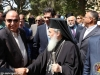 His Beatitude with the representatives of the State of Palestine