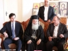 His Beatitude with the Consul General & Representative of the State of Palestine