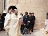 Archimandrite Epiphanios at the Divine Liturgy