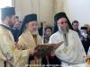 The Most Rev. Metropolitan of Helenoupolis & Elder Kamarasis at the H. Monastery of the Men of Galilee