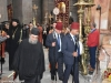 Fr. Nikolaos at the beginning of the H. Procession