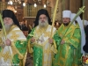 Reverend Antony, Theodosios & Alexander at the H. Procession