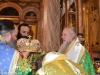 M. Rev. Metropolitan Antony concelebrating with His Beatitude