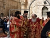 His Beatitude putting off His Patriarchal vestments